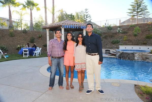 Anuk's Graduation Party