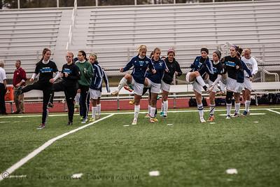 2012 PHS Girls Soccer vs Matre Dei Semi-State Semi-Final