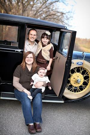 Mullock Family- Fall 2012