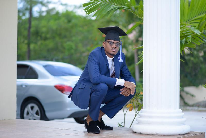 Paul Butler Graduation 2019