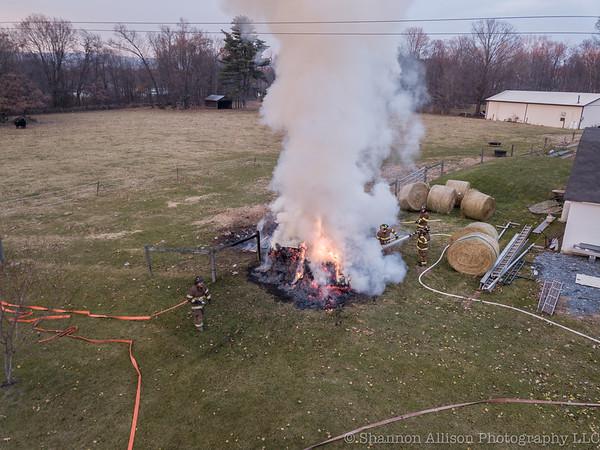 Walker Bale Fire