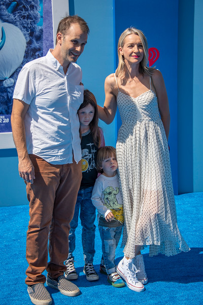 WESTWOOD, CA - SEPTEMBER 22: Ever Carradine and guests arrive at the Premiere Of Warner Bros. Pictures' 'Smallfoot' at Regency Village Theatre on Saturday, September 22, 2018 in Westwood, California. (Photo by Tom Sorensen/Moovieboy Pictures)