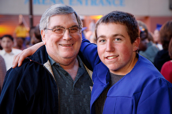 2009 - David's Graduation