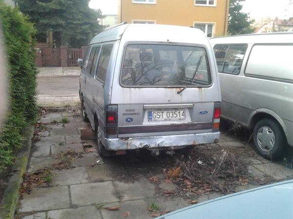 Ford Urvan Econovan
