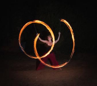 Fire and Acrobatics