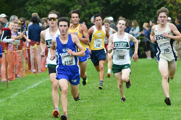 Boys 1 2018 Woods Trail Run 2018-10-06