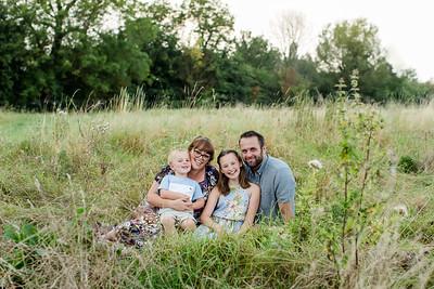 Carley, David & Family