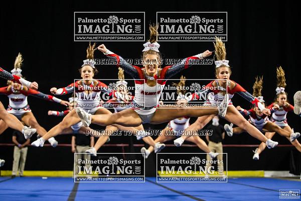 Palmetto Varsity Cheer 2020 State Championship