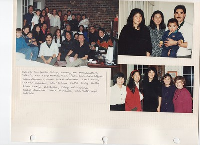 12-1 to 5-1993 Gail Mukaihata Farewell from DC