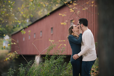 Brianna + Ray's Engagement :: West Cornwall, CT
