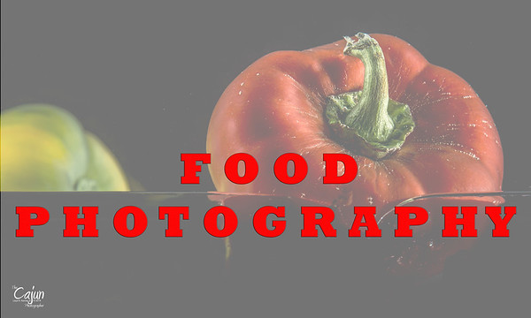 CAJUN'S FOOD PHOTOGRAPHY 2014