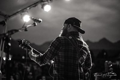 Stoney Larue and Robbie Walden Band, Mountain Village September 2019