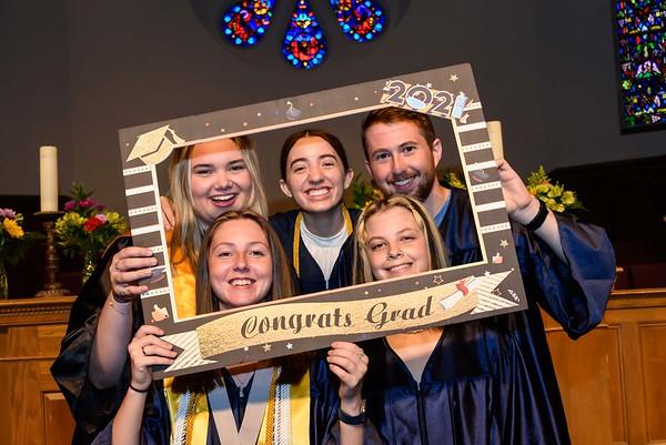 Graduation Sunday 6-13-2021