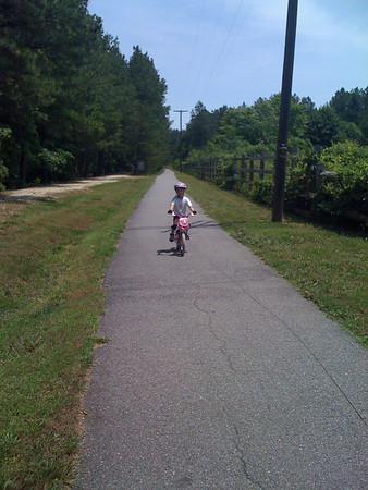 Virginia Blue Ridge Railway Trail, 2011