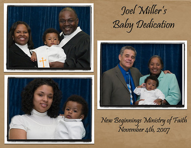 The Miller Family - Portraits