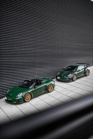 Pfaff Pesto GT2RS & Speedster