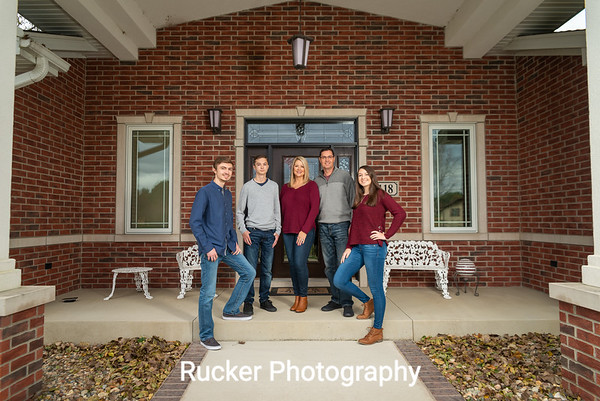 Welter Family Oct 2019
