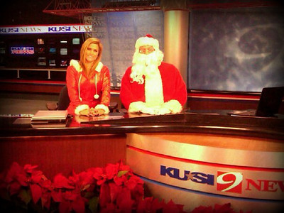Christmas Eve Morning Show -KUSI
