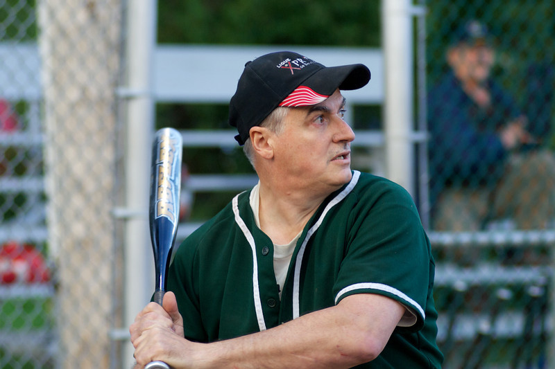 Marcel Léveillée Ligue de Balle Molle de Noyon de Boucherville, Saison 2011 Vert