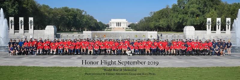 Honor Flight #20 (Sept2019)