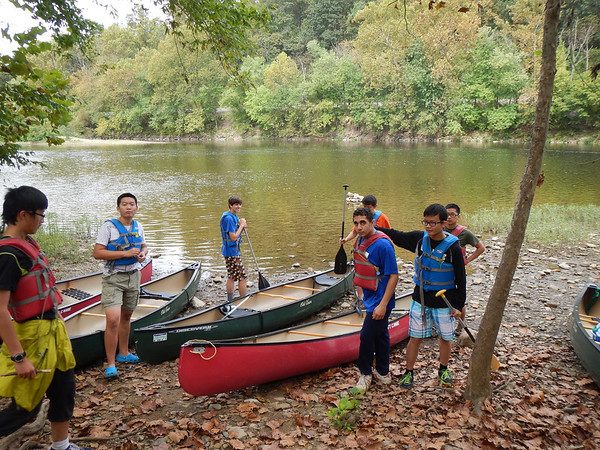 Camping, Hiking and Canoeing Weekend