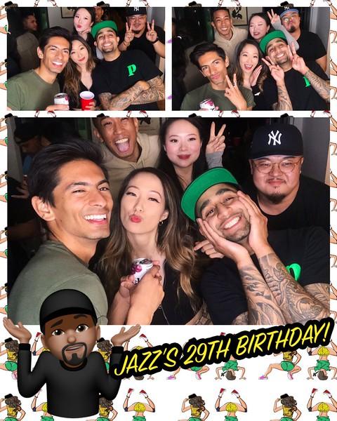 Jazz's 29th Birthday