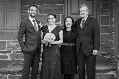 Beth & Jon: Family Formals and Portraits