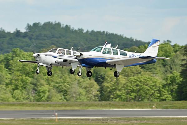 Bonanza Formation Flying