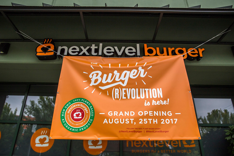 Next Level Burger in Seattle, WA