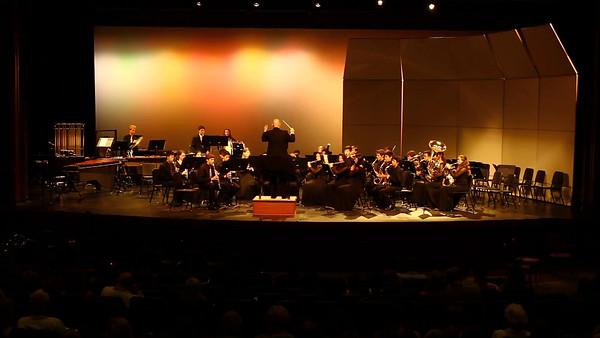 2016 Spring Concert- Band/Orchestra- Grads