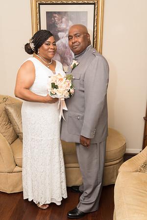 Ray & Ingrid Kelley Wedding