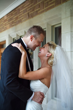 Meghan and Tony Wedding