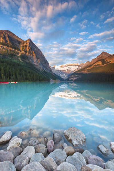 Lake Louise, Banff National Park. Alberta, Canada.