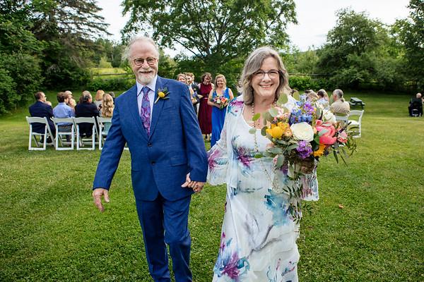 Bain - Fotheringill Wedding