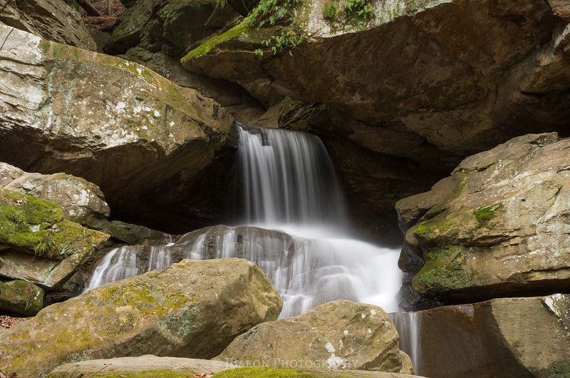 Breakneck Falls VII