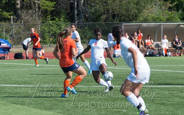 140905 SWOCC Women Soccer vs Treasure Valley