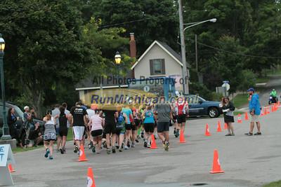 Run, Duathlon - 2014 Boyne City Triathlon