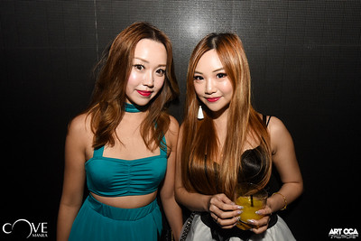 2019.7.5 - The Chen Sisters at Cove Manila