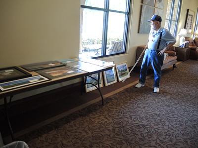 RR Photo Club 2019 Display Set-Up