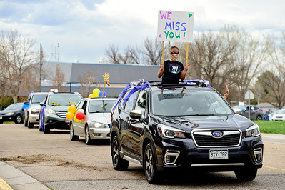 Photos: Alicia Sanchez Staff Show Support With Parade