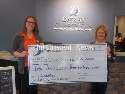 03-14-19 NEWS TL DeTray donation