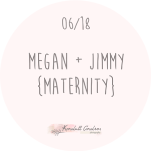 Megan + Jimmy