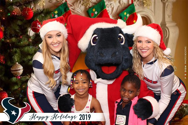 Cuney Homes Holiday Party - Photos