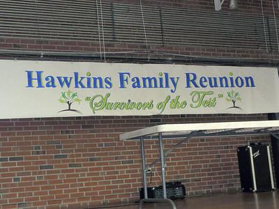 Hawkins Family Reunion 2013