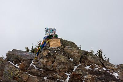 2019-04-06 - Mailbox Peak Old Trail