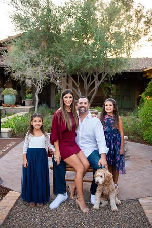 Jenna + Jimmy | Santaluz Family Photos | San Diego Family Photographer