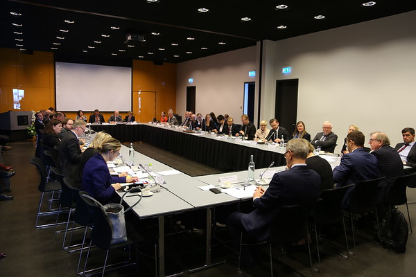 2017-05-23 EEA Joint Parliamentary Committee in Reykjavik, 22-23 May 2017