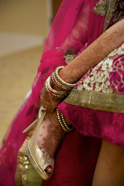 Le Cape Weddings - Indian Wedding - Day 4 - Megan and Karthik Getting Ready II 32.jpg