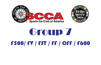 2018 Group 7 Fall SCCA Regional at Mid Ohio