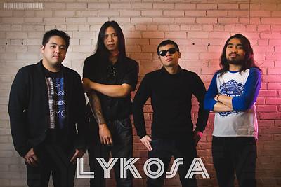 Lykosa: EP Release